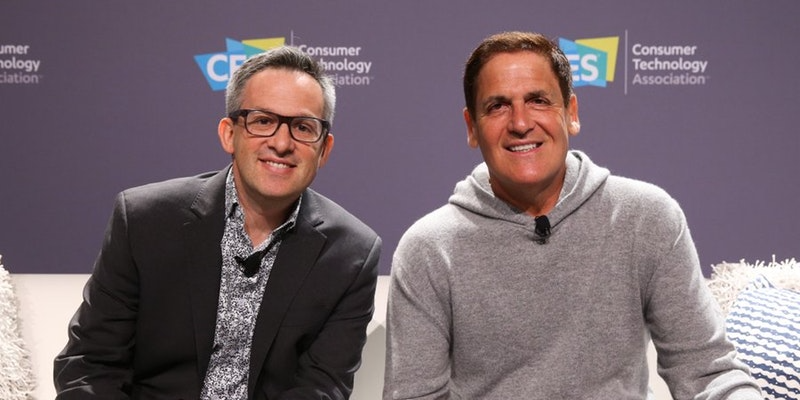 Variety co-editor-in-chief Andrew Wallenstein and Mark Cuban discuss AI at CES 2020.