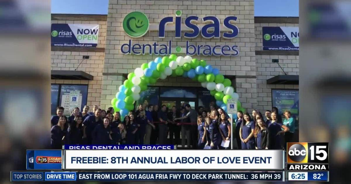 Risas Dental and Braces Labor of Love